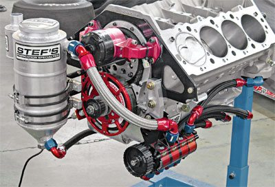 Oil and Lubrication Systems Guide for Big-Block Chevy Engines