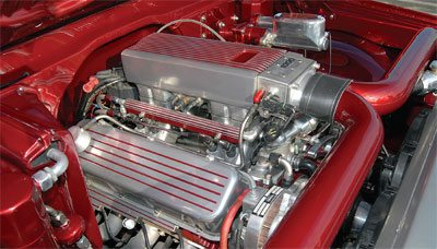 Induction Systems for Building Big-Block Chevy Engines