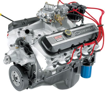 The Complete History of Chevy Big-Block Engines on