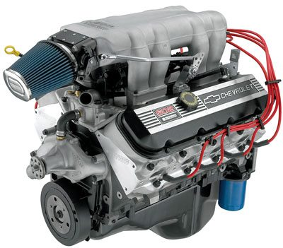 The Complete History Of Chevy Big Block Engines