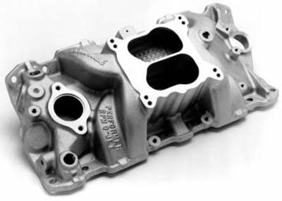 1955-1996 Chevy Small-Block Performance Guide: Induction System
