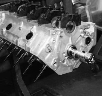 How to Build a Chevy Dirt Late Model Engine for Circle Track Racing