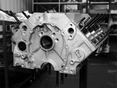 How to Build a Chevy Dirt Late Model Engine for Circle Track