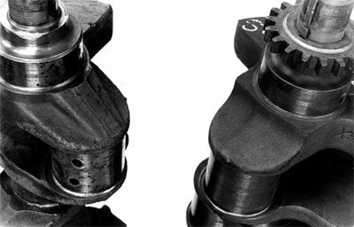 1955-1996 Chevy Small-Block Performance Guide: Crankshafts