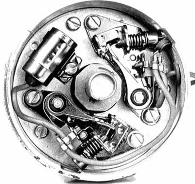 1955-1996 chevy small-block performance guide: ignition ... breaker point distributor wiring diagram gm dual point distributor wiring