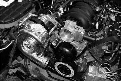 Serious Engine Modifications to Improve C5 Corvette