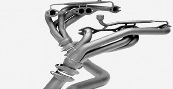 1955-1996 Chevy Small-Block Performance Guide: Exhaust System Manual (Part 10)