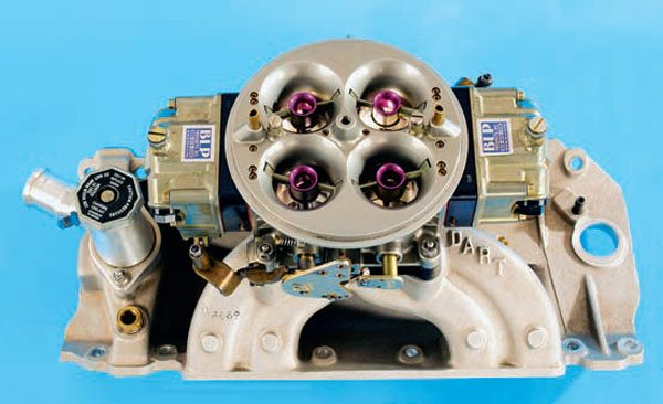 Chevy Big-Block Performance: Single-Carb Induction Guide