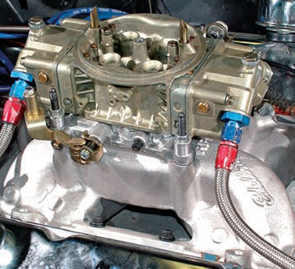 How To Build Chevy Big-Blocks: Intake Manifold Guide