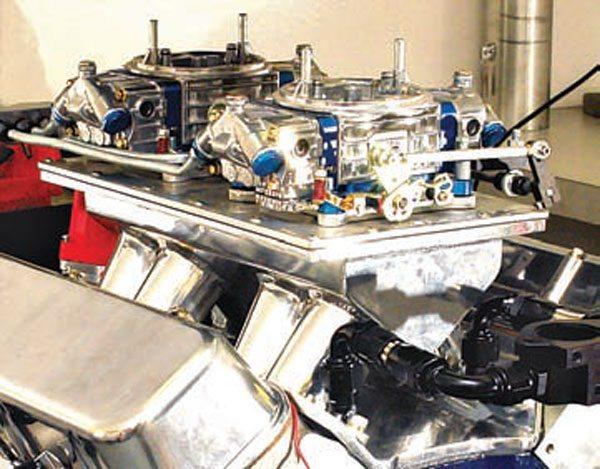 Chevy Big-Block Performance: Tunnel Ram Intake Manifolds