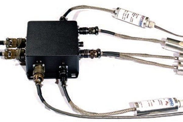 Fig. 12.5. The TFX data acquisition box is small enough to use either in the dyno cell or in the vehicle.