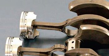 Chevy Big-Block Performance: Pistons, Connecting Rods and Crankshafts