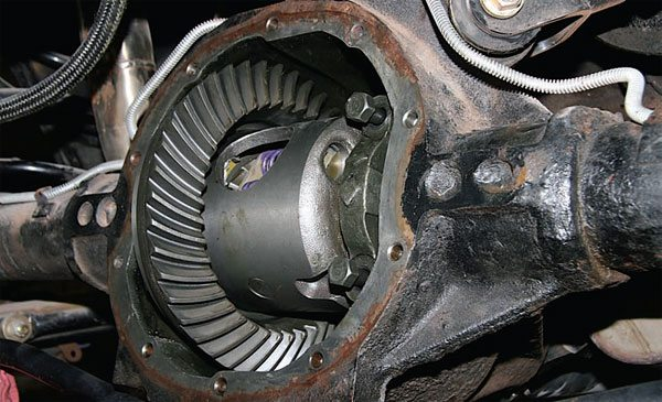 Chevy and GM Suspension Types and Differential Housing