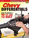Chevy Differentials - the book about how to rebuild the 10 and 12-bolt