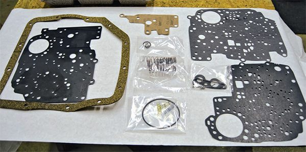 gm turbo 350 shift kits and performance modifications guide Turbo 350 Transmission Fluid here are the contents of my shift kit about the only parts not supplied in