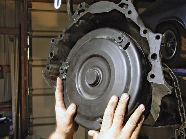 GM Turbo 350 Transmission Installation Guide
