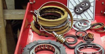 GM TH350 Transmission Assembly Guide