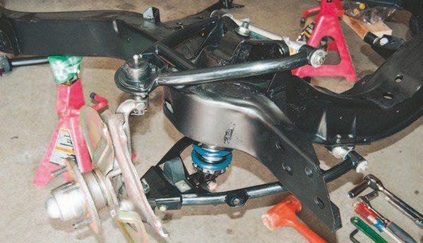 C3 Corvette: Chassis Modification - Chevy DIY
