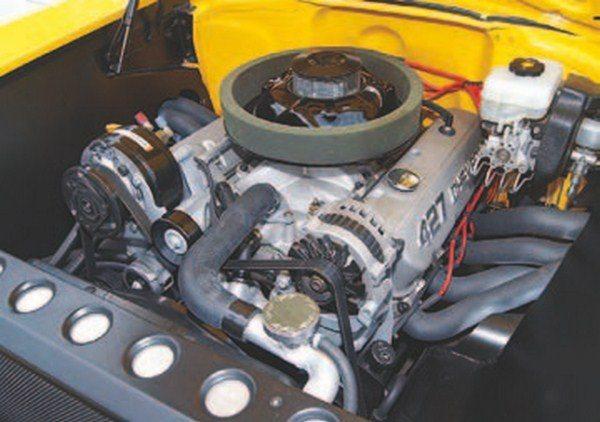 1971-1990 Main  Bearings Chevrolet  V-8  454-7.4L  Re-ring  Kit