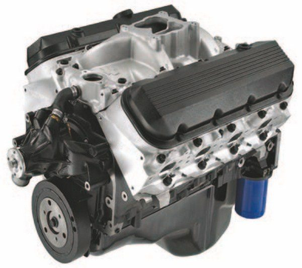 For cost-conscious builders the 440-hp ZZ454/440 delivers affordable performance with a durable short-block stuffed with reliable forged components and oval-port aluminum heads grinding out a solid 500 ft-lbs of torque. (Photo Courtesy Scoggin-Dickey Parts Center)