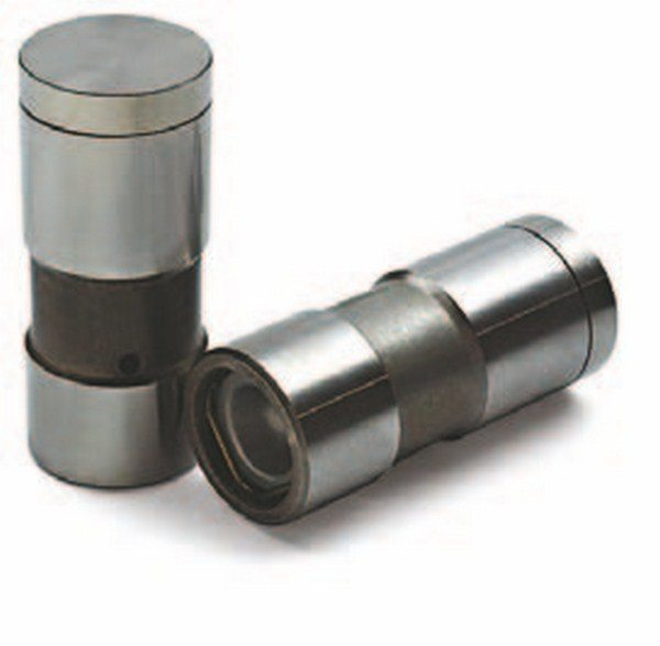 Flat-tappet hydraulic lifters are found in most big-blocks through 1985. They are identical to small-block lifters and can be used in either engine type. (Photo Courtesy Crane Cams)
