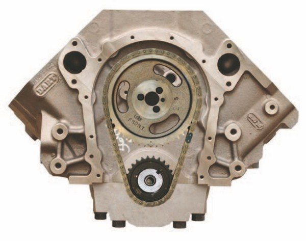 All big-blocks accept the same style of timing gears, including stock Morse-type chains and double-roller chains with precision gears. They all fit under stock factory covers.
