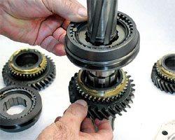 Procedure On Assembling Of Gears