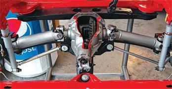 C3 Corvette: Upgrading the Driveline