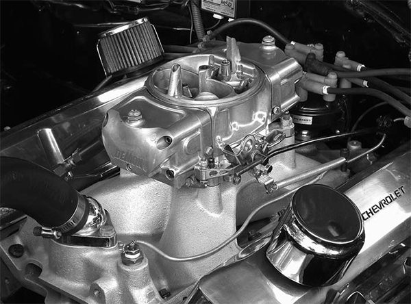 Properly matching the intake manifold with the cam helps create more overall power. Short-duration cams generally match up well with dual-plane intakes, while longer-duration cams are usually paired with single-plane intakes in search of more peak horsepower.