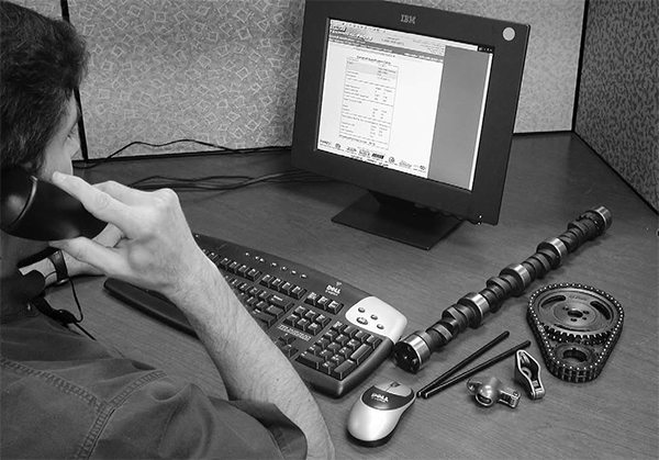 If you run into a problem when installing a cam or trying to figure out what grind would work best for your application, most of the cam companies offer technical assistance either on the telephone or on the Internet that can help you with your problem.