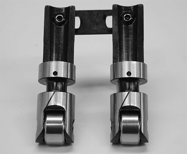 The big concern with roller tappets is ensuring adequate lubrication to the rollers. COMP Cams' Xtreme roller lifter employs a groove that directs lube to the rollers. Crane claims that all its roller rockers employ a similar internal lube channel which is just as effective but just not visible.
