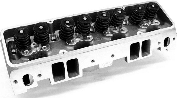 Guide to Chevy Small-Block Large-Port Heads 200-CC and Larger