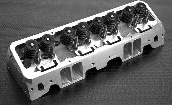 Guide to Chevy Small-Block Large-Port Heads 200-CC and