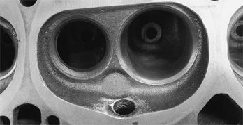 Chevy Small-Block Combustion Chamber Fundamentals