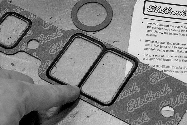 Comparing Gaskets and Fasteners for Chevy Small Block