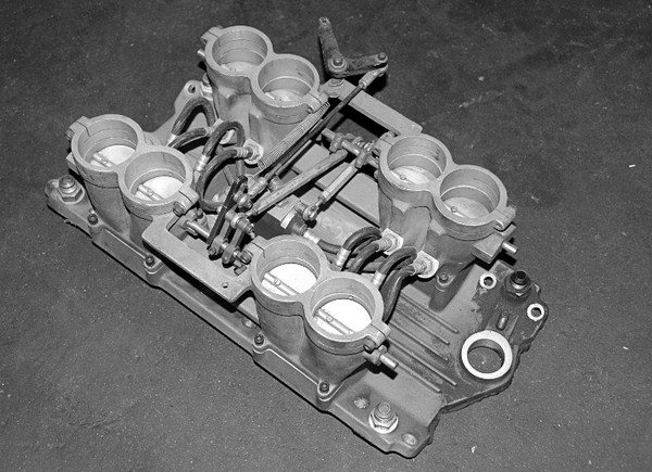 Comparing Induction System and Fasteners for Chevy Small Block