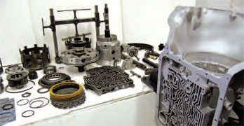 How to Rebuild GM Automatic Overdrive Transmissions